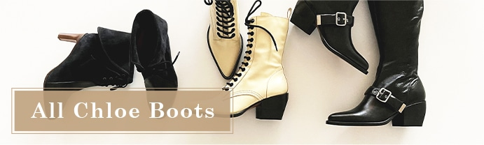 All Chloe Boots