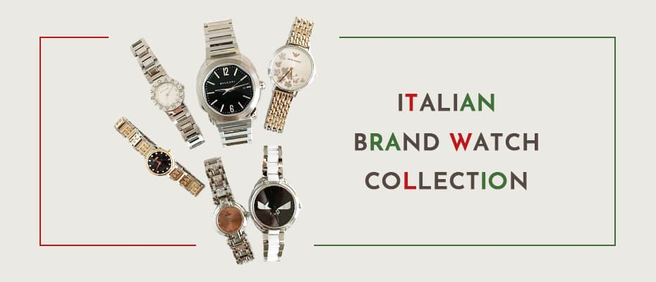 ITALIAN WATCH COLLECTION